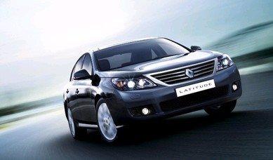 Yeni Renault Latitude