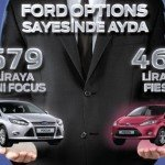Ford Options İle Taksitle 2012 Model Ford Sahibi Olmak Elinizde!