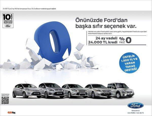Ford Kampanya Kasım 2012