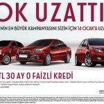 Fiat Kaçıranlar İçin Kampanyayı Uzattı!