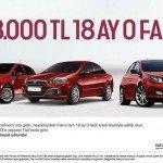 Fiat'tan Büyük Şubat Fırsatı! 18.000 TL 18 Ay 0 % Faizli Kredi! - Binek
