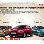 Ford'da Özel İndirimler ve 0 Faiz Fırsatı