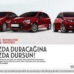 299 TL'ye Fiat Fırsatı Mayısta da Devam Ediyor! Binek