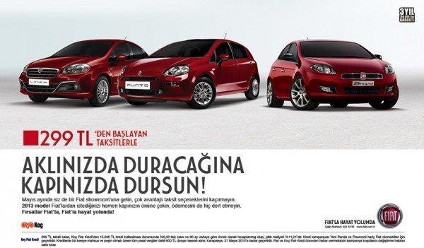 Fiat Mayıs Kampanya