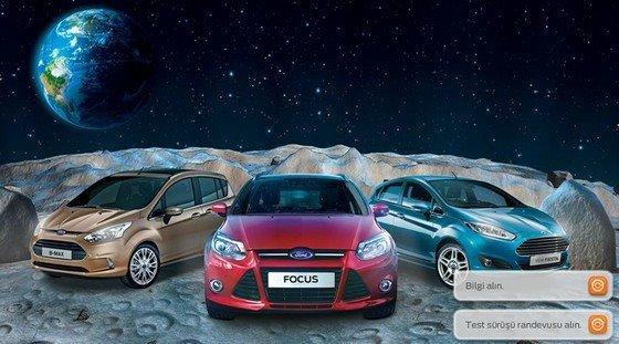 taksitli ford kampanyası
