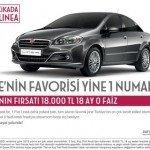 Fiat Linea Şubat 2014 Kampanyası
