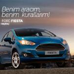 Ford Fiesta - Benim Aracım Benim Kurallarım
