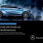 Mercedes A-Serisi'nde Çifte Fırsatla Sizi Kimse Durduramayacak!