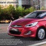 Hyundai Accent Blue 20 Bin TL %0 Faiz Kampanyası